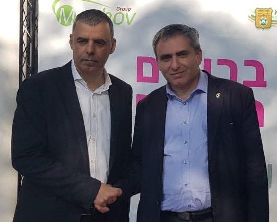 תחרות ערים ירוקות Green Ten 2019 התקיימה לראשונה בכפר סבא