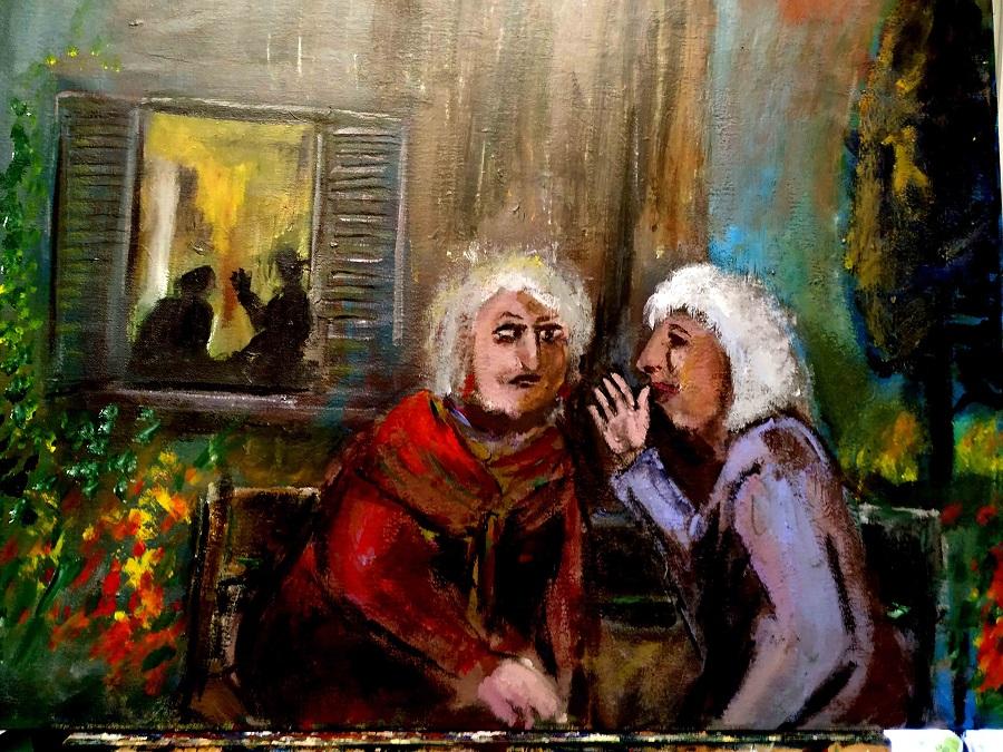 אמני העיר כפר סבא מציגים בתערוכה משותפת