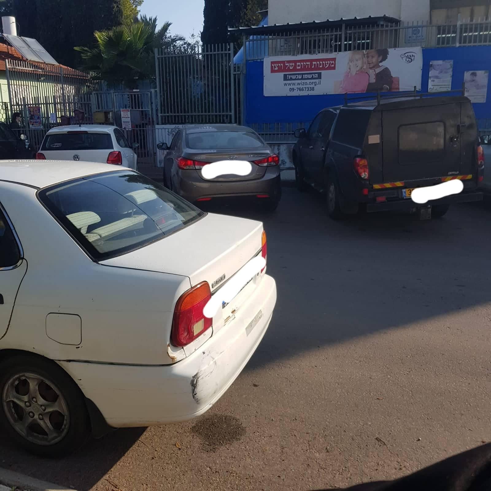סערה במעון ויצו ברחוב דניאל בכפר סבא: 2 פעוטות יצאו מהשער ועברו כביש ללא ידיעת הצוות
