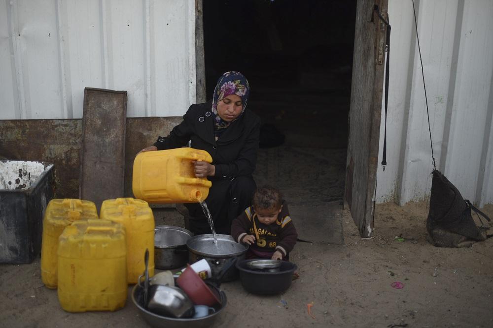 הבנק העולמי ושותפים ישקיעו 117 מיליון דולר  בפרויקט לאספקת מי שתייה לפלסטינים בעזה