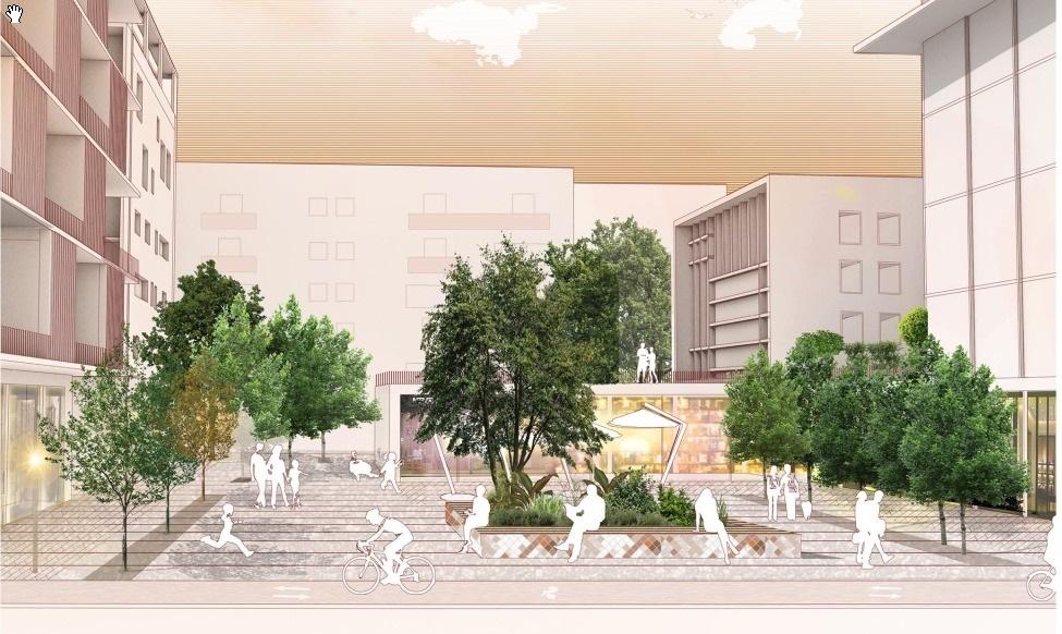 תוכנית התחדשות עירונית למתחם סוקולוב בכפר סבא אושרה על ידי כל חברי מליאת הוועדה המקומית