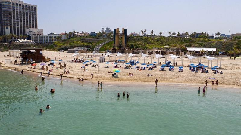כפר סבא: השאטל לים חוזר בסופי השבוע