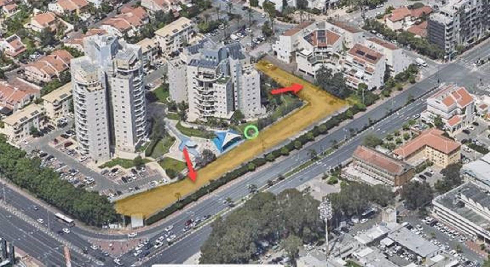 """כפר סבא: חניון ציבורי חדש בכניסה לעיר וגם: עשרות חניות """"אקספרס פלוס"""" יתווספו בצירים ראשיים החל מהשבוע הקרוב"""