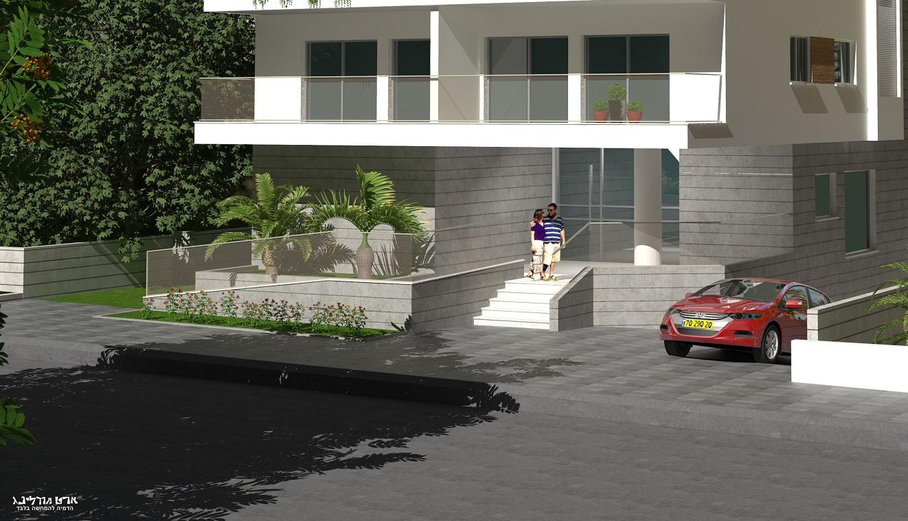התקבל היתר בנייה לפרויקט רוטשילד 11 בכפר סבא