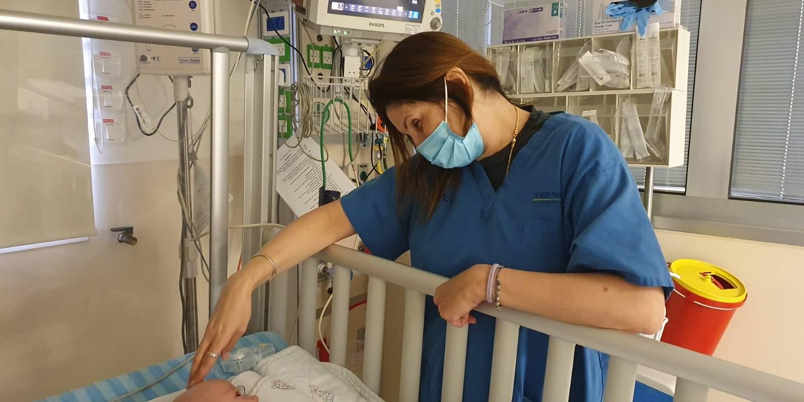 2תינוקות במצב מסכן חיים בעקבות שעלת טופלו בבית חולים מאיר