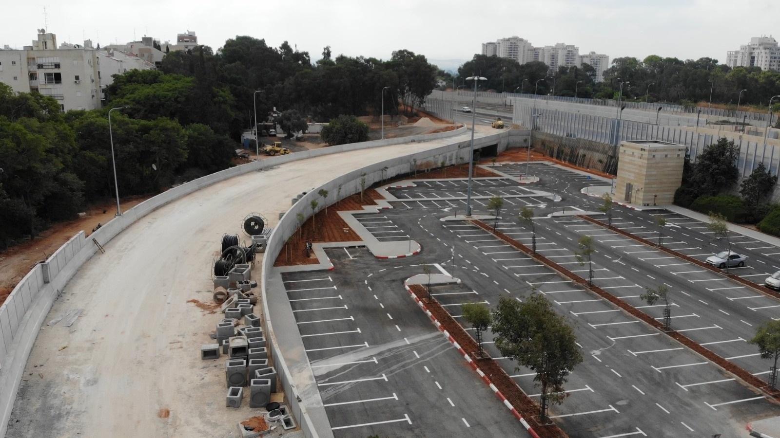 לאחר עיכוב של שנים: מחר תפתח רמפת תל חי לכביש 531