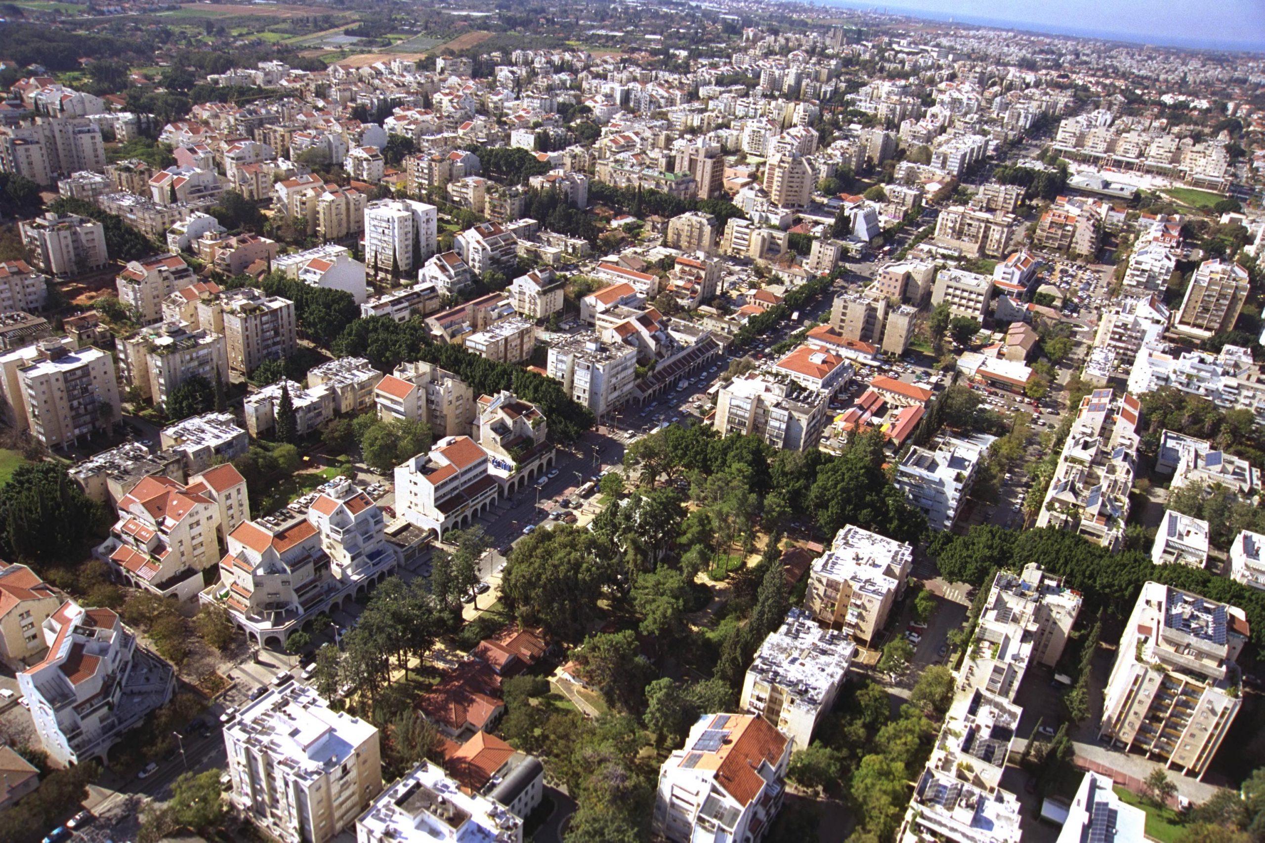 כבר לא אדומה: תוכנית אסטרטגית עירונית הורידה את רמת התחלואה בכפר סבא