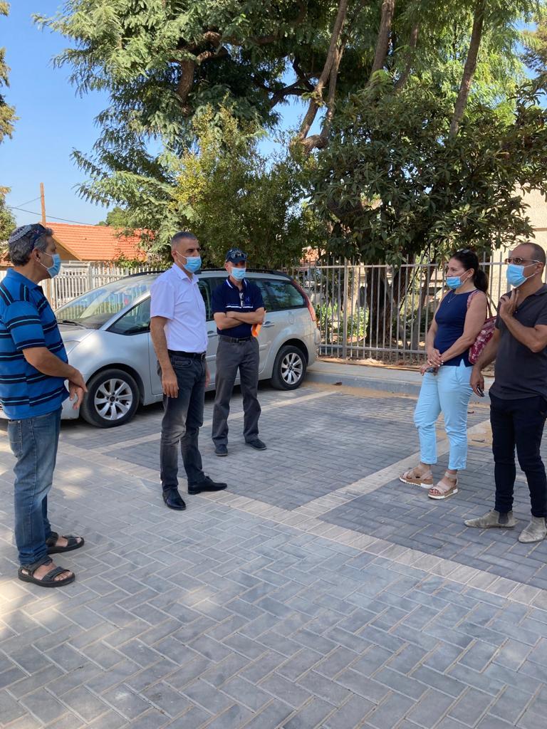 עיריית כפר סבא ממשיכה בביצוע שדרוג תשתיות ברחבי העיר