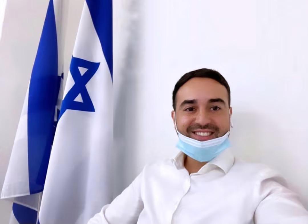 """עו""""ד דניאל אוטמזגין בראיון מיוחד לרגל מינויו ליועץ של חבר הכנסת עמית הלוי מהליכוד"""