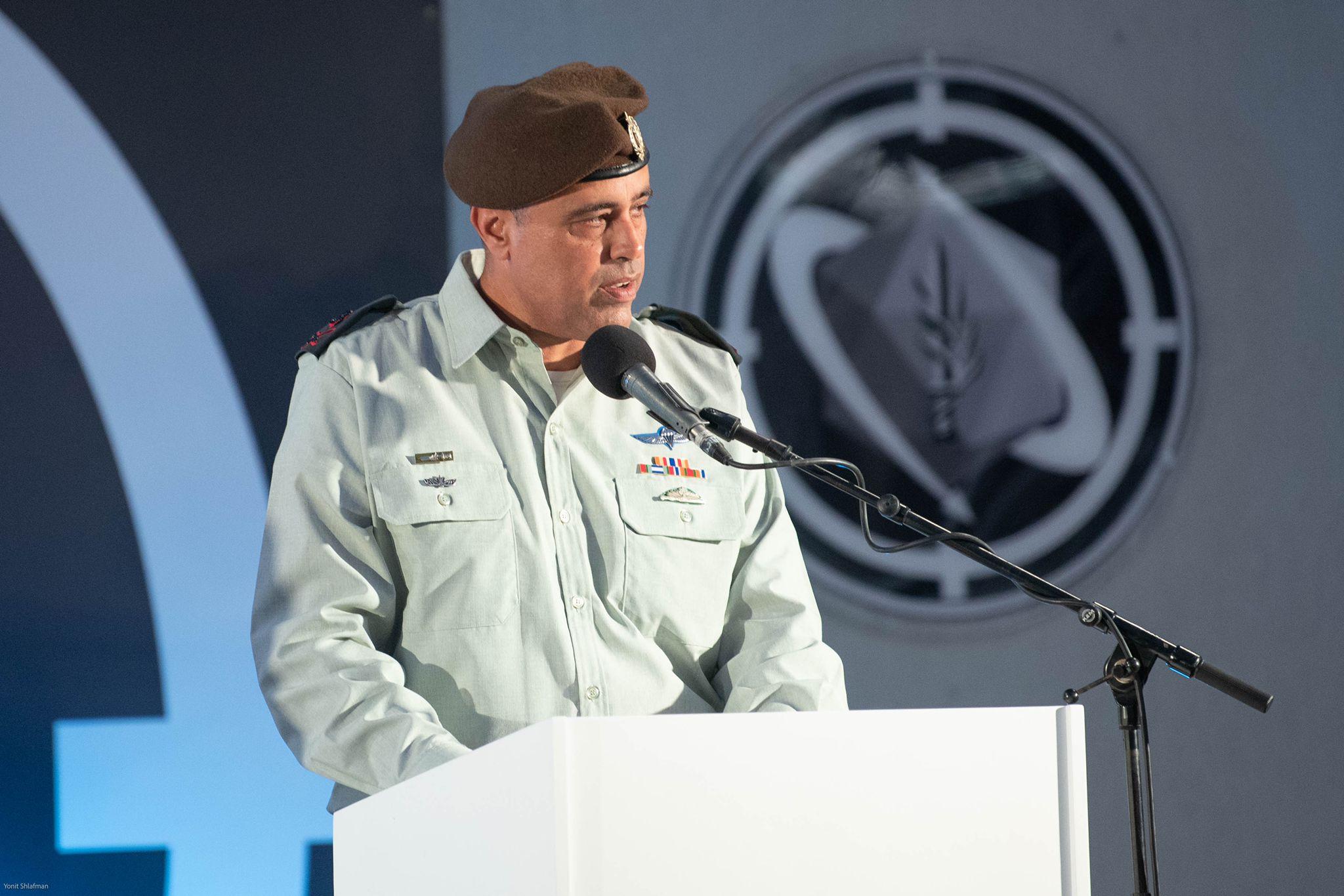 מפקד חדש לזרוע היבשה: אלוף תמיר ידעי מכפר סבא
